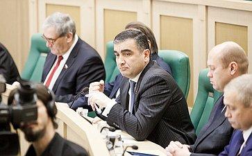 362-е заседание СФ Хацаев