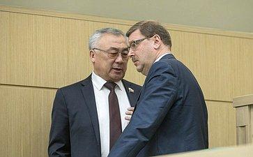 Б. Жамсуев иК. Косачев