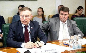 Александр Варфоломеев иСергей Цеков
