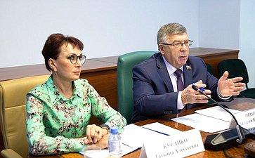 Татьяна Кусайко иВалерий Рязанский