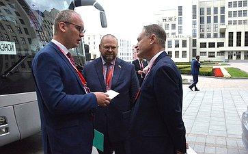 Сенаторы Российской Федерации приняли участие внаблюдении запроведением выборов Президента Республики Беларусь