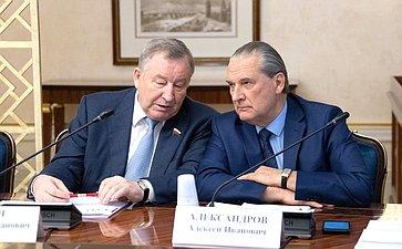 Александр Карлин иАлексей Александров