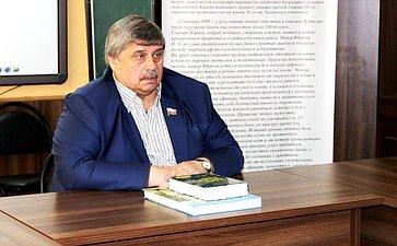 М.Козлов принял участие взаседании Костромской областной думы
