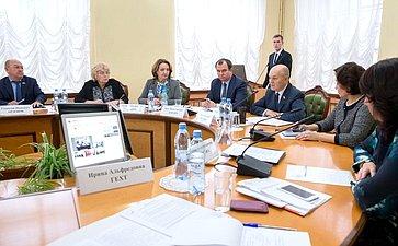 Михаил Щетинин провел парламентские слушания натему «Ключевые факторы развития аграрного образования»