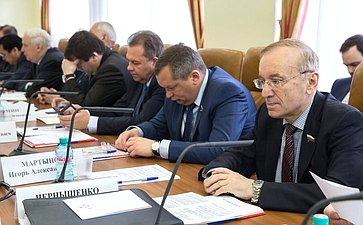 Расширенное заседание Комитета пофедеративному устройству, региональной политике, местному самоуправлению иделам Севера сучастием представителей власти Адыгеи