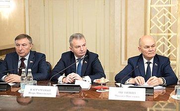 А. Варфоломеев, И. Каграманян, М. Щетинин