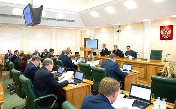 Николай Федоров провел Координационное совещание