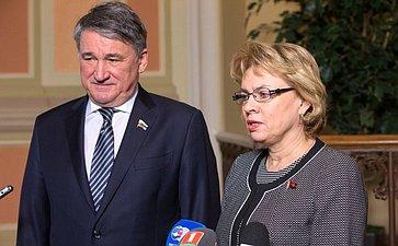 Ю. Воробьев иМ. Щеткина