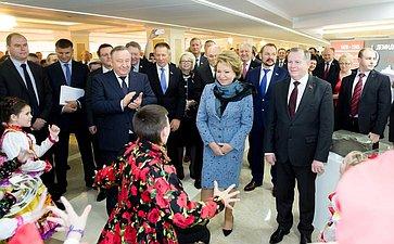 Выставка вСовете Федерации, посвященная Алтайскому краю