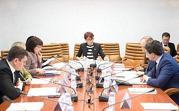 «Круглый стол» натему «Вопросы совершенствования законодательства ожилищных субсидиях гражданам, выезжающим израйонов Крайнего Севера иприравненных кним местностям»