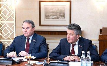 Игорь Морозов иВиктор Озеров