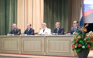 Н. Федоров принял участие вторжественных мероприятиях, посвященных годовщине образования органов прокуратуры