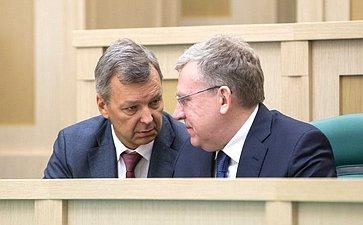 Андрей Яцкин иАлексей Кудрин