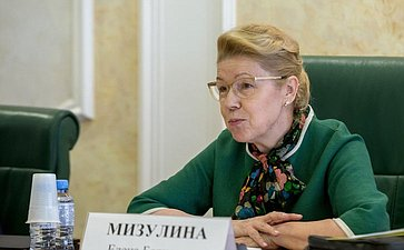 Е. Мизулина