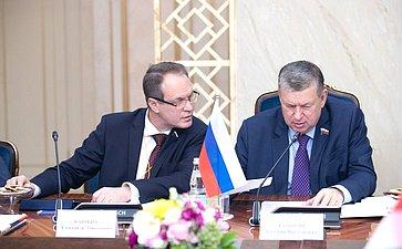 Александр Башкин иЕвгений Бушмин