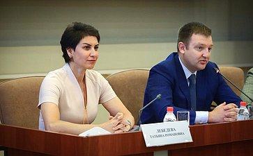 Т. Лебедева: Молодежь России иБеларуси активно участвует вразвитии сотрудничества врамках Союзного государства
