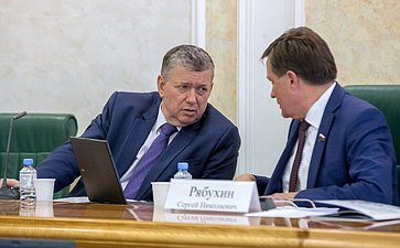 Евгений Бушмин иСергей Рябухин