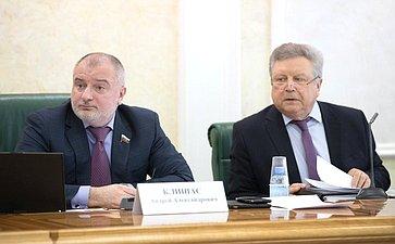 ВСФ состоялось заседание Комитета поконституционному законодательству игосударственному строительству