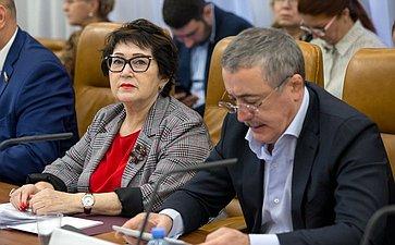 Людмила Талабаева иАрсен Фадзаев
