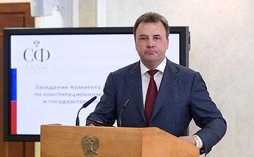Выступление А. Муравьев