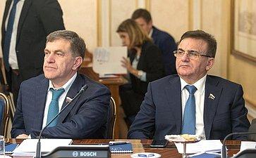 Анзор Салпагаров иМуса Чилиев