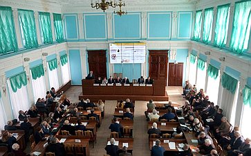 Игорь Каграманян принял участие врасширенном заседании ученого совета Ярославского государственного медицинского университета