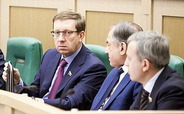 362-е заседание СФ Майоров