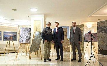 Выставка «Сквозь века ипространства: наскальное искусство России» вСовете Федерации