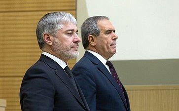 Сулейман Геремеев иЗияд Сабсаби