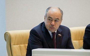 Умаханов Ильяс, заместитель Председателя СФ