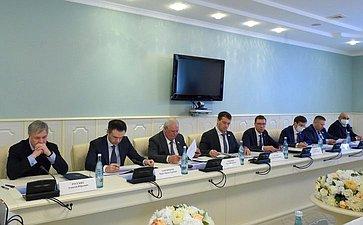 Выездное совещание Комитета СФ поэкономической политике, посвященное вопросам реализации индивидуальной программы социально-экономического развития Республики Адыгея