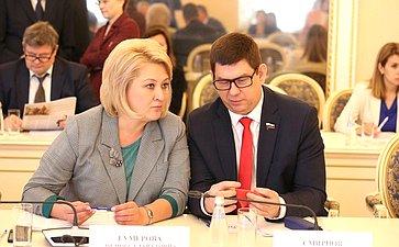 Лилия Гумерова иВиктор Смирнов