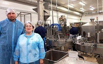 Необходимо быть осведомленными отом, что происходит наместах, чтобы помочь бизнесу снабжать население доступной икачественной рыбой— Л.Талабаева