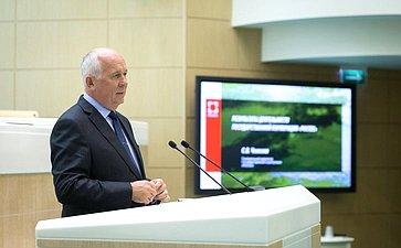 Глава госкорпорации «Ростех» С. Чемезов