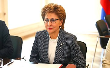 Galina Karelova: Very important bilateral documents signed at the Second Eurasian Women's Forum