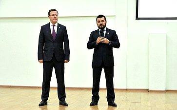 Дмитрий Азаров иСергей Мамедов
