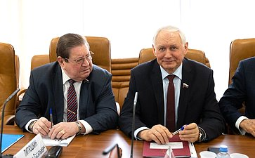Владимир Литюшкин иНиколай Тихомиров