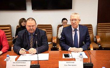Олег Мельниченко иОлег Морозов