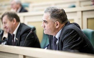 366-е заседание Совета Федерации