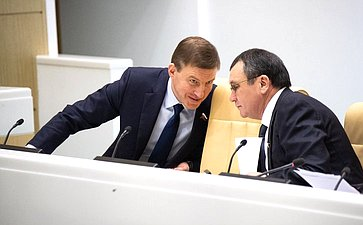 Андрей Турчак иНиколай Федоров