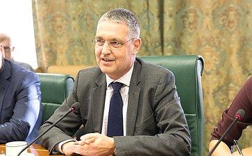 Глава Представительства Евросоюза вРоссии Маркус Эдерер