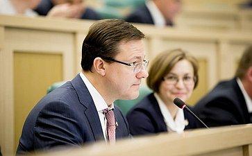 374-е заседание Совета Федерации Азаров