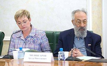 М. Ковтун иА. Чилингаров