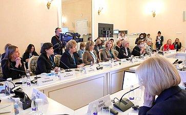 Стратегическая сессия «Социальные изменения 2030. Миссия женщин вдостижении инклюзивного развития» врамках Третьего Евразийского женского