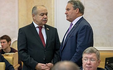 Ильяс Умаханов иИгорь Морозов