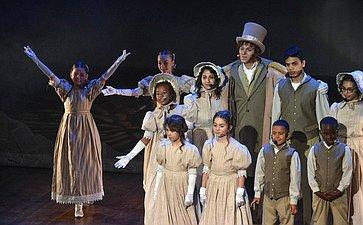 Исследовательско-игровая сессия «Международный театральный проект «Играем Пушкина по‑русски»