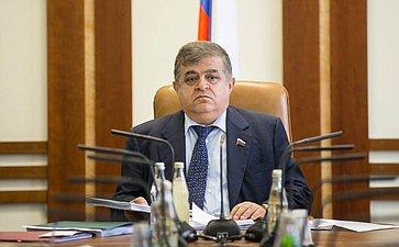 Заседание комитета по международной политике-1 Джабаров