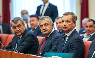 ВРеспублике Дагестан проходит совместное выездное совещание Комитета СФ пофедеративному устройству, региональной политике, местному самоуправлению иделам Севера совместно сКомитетом СФ посоциальной политике
