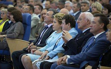 VI Парламентский форум «Историко-культурное наследие России». Пленарное заседание