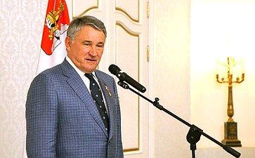 Заместитель Председателя СФ Ю.Воробьев принял участие вторжественной церемонии вручения паспортов юным вологжанам